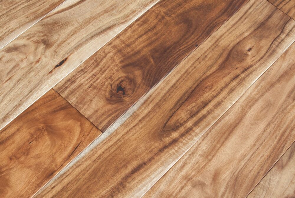 Natural Acacia Wood Flooring